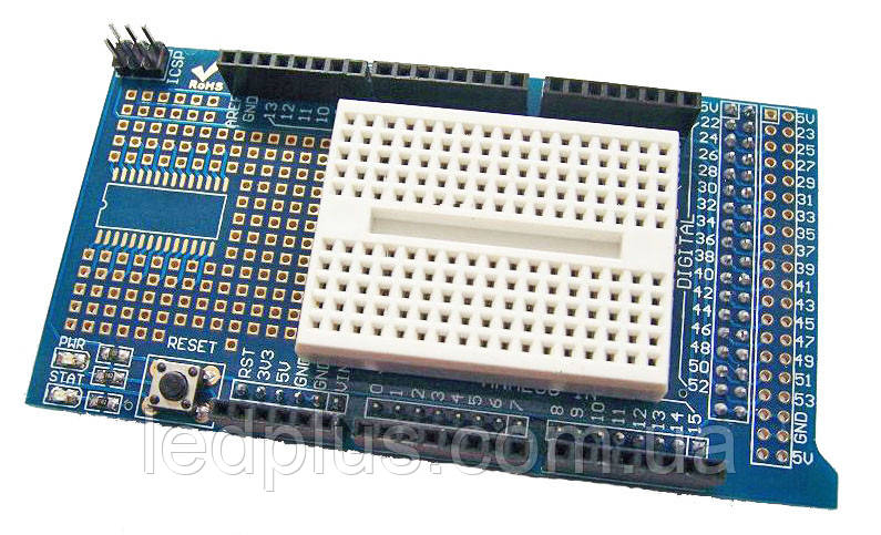 Плата расширения Arduino Mega Proto Shield