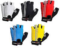 Перчатки велосипедные Power Play облегченые