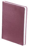 Ежедневник А5 датированный 2018 Buromax Metallic, розовый (гибкая обложка, кремовый блок) BM.2143-10