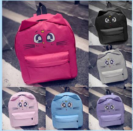117d8d0a2f81 Милое аниме рюкзак кот Сейлор Мун от интернет-магазина Days-Trend