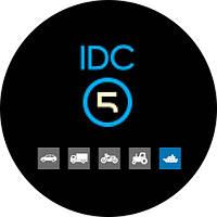 Программное обеспечение для диагностики водной техники и двигателей TEXA IDC5 MARINE 12.0.0