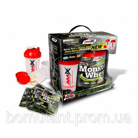 100% Predator Protein 4 кг strawberry AMIX
