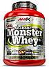 100% Predator Protein 4 кг strawberry AMIX, фото 5