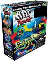 Детская игрушечная дорога Magic Tracks Трек, 220 деталей