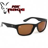Солнцезащитные очки Fox Rage Sunglasses matt black / brown lense