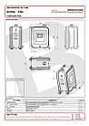 Масляный бак Binotto SERB#CHXCRXBIH боковой 160л, фото 4