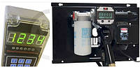 BarrelBox Эконом 220 В - Мобильная заправочная станция с функцией задачей дозы, 220 В, 56 л/мин