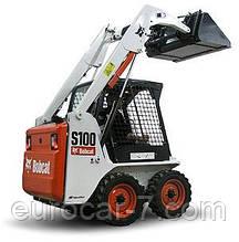 Запчастини до навантажувача Bobcat S100