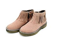 Ботиночки Kylie crazy KK002 rosa 29,31,33 размеры
