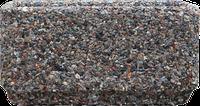 Вазон для сада «Атлант» коричневый гранит