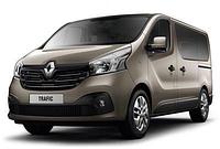 Авточехлы Renault Trafic 9 мест EMC Elegant