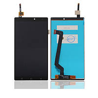 Дисплей (LCD) Lenovo A7010 X3 Lite/   Vibe K4 Note с сенсором черный