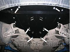 Защита двигателя Audi A6 С6 2004-2011 (Ауди А6 C6)
