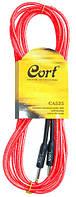 Кабель инструментальный CORT CA525 (RED)