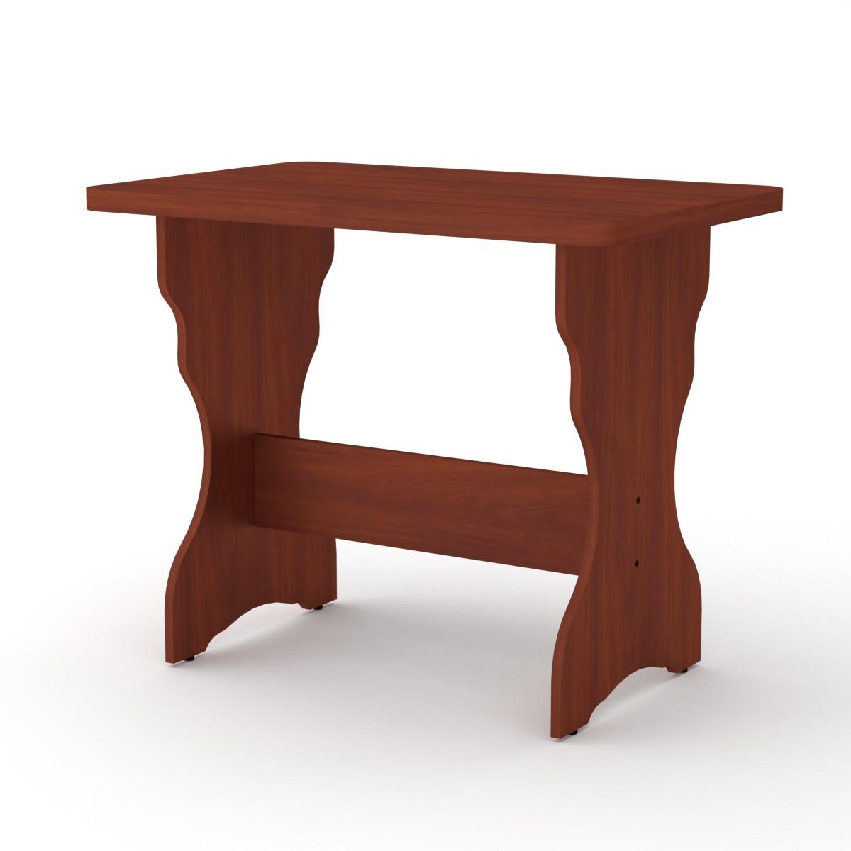 Стол кухонный КС-3 яблоня Компанит (90х59х73 см)