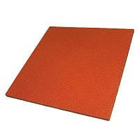 Резиновая плитка 500x500 мм, 35 мм