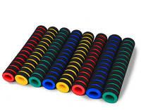 Грипсы (ручки) мягкие, для тренажеров, велосипедов