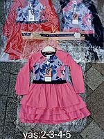 Платье для девочки 2-5