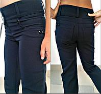 Школьные брюки для девочки. Подросток