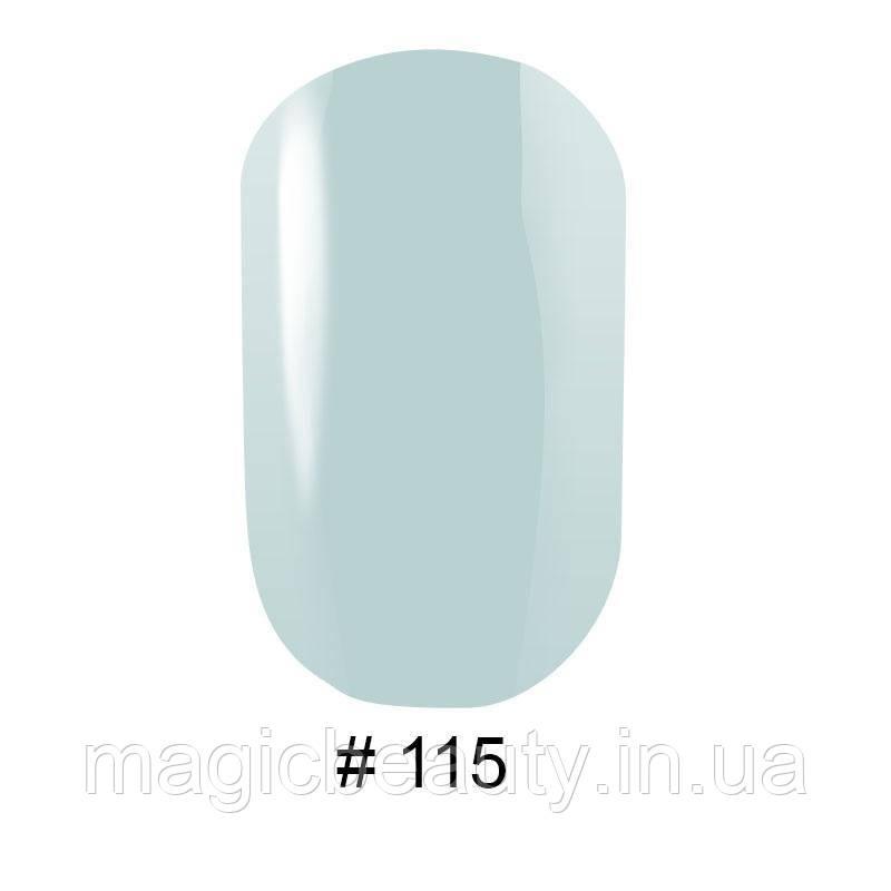 Гель-лак G.La Color №115 нежно-голубой, 10 мл