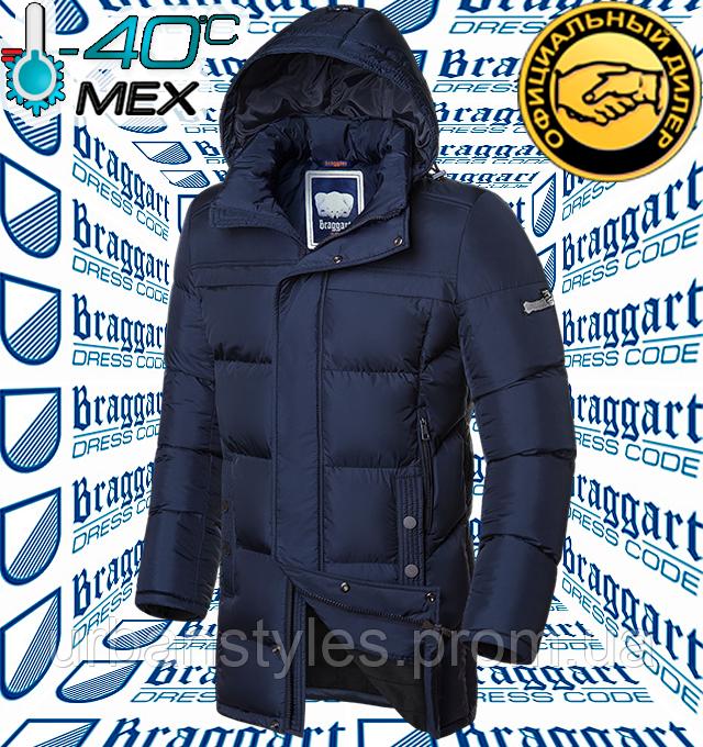 Куртки зимние мужские Braggart Dress Code