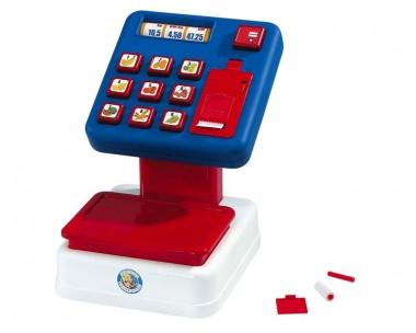 Весы детские с выдачей чека и звуком Funny Shopper Simba 4510216