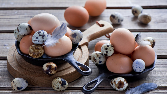 Яйца, упаковка, перепелиные фото