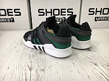 Мужские кроссовки Adidas EQT Support ADV/91-17 Sub Green/Black/White, Адидас ЕКТ, фото 2