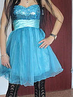 Вечернее платье Мальвина..