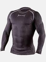 Компрессионная футболка с длинным рукавом Peresvit 3D Performance Rush Compression T-Shirt Black