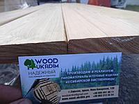 Палубная доска 27х140х2000 Сорт АВ Сибирская Лиственница от поставщика, настил дерево