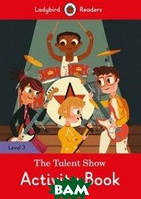 The Talent Show, Activity Book. Level 3