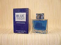 Antonio Banderas - Blue Seduction For Men (2007) - Туалетная вода 50 мл