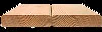 Палубная доска 27х120х3000 Сорт АВ Сибирская Лиственница, настил деревянный, фото 1