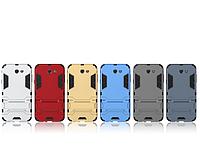 PC + TPU чехол Metal armor для Samsung Galaxy J7 V (6 цветов)
