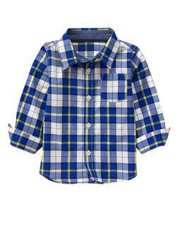 Сорочка для хлопчика 1,5-5 років