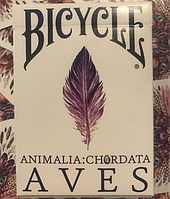Bicycle AVES Uncaged Playing Cards by LUX Playing Cards | Карты игральные