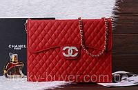 Чехол сумка Chanel для iPad Air, фото 1