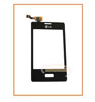 Сенсор (тачскрин) LG E510