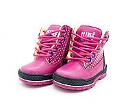 Ботинки для девочек Clibee 21,22, 23 размеры.