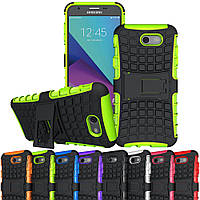 PC + TPU чехол Armor для Samsung Galaxy J7 V  (8 цветов)