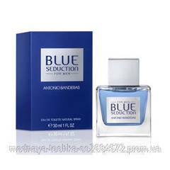 ANTONIO BANDERAS Blue Seduction for Men Туалетная вода 30 мл