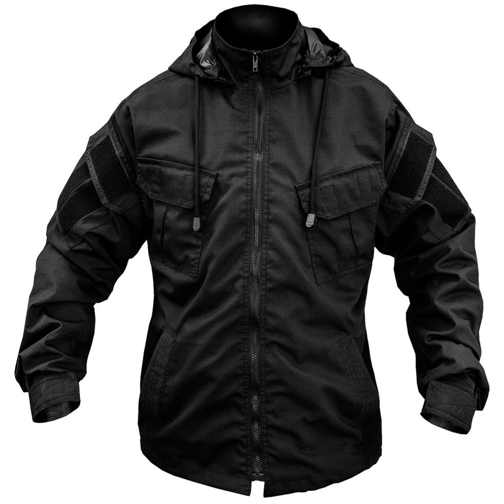 Куртка TORNADO Черная