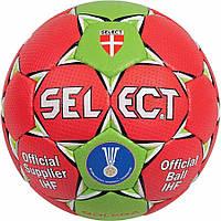 Мяч гандбольный Select Мяч гандбольный Select Solera Red (крас/салат), размер 3