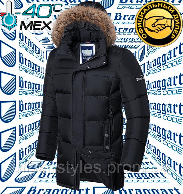 Удлиненная куртка Браггарт