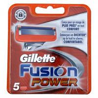 "Картридж Gillette ""Fusion"" Power (5)"