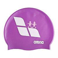 Шапочка для плавания детская ARENA KUN CAP AR-91552-30. Распродажа!