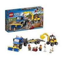 Конструктор LEGO серия City Уборочная техника 60152