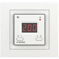 Wi-fi терморегулятор для теплого пола Terneo ax unic (белый)