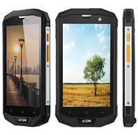 Противоударный телефон AGM A8   2 сим,5 дюймов,4 ядра,32 Гб,13 Мп,IP68/3G.